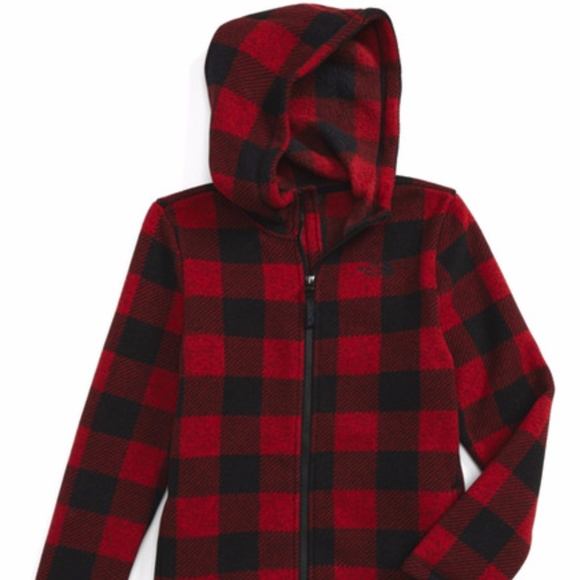 a579f95b6 Girls The North Face Crescent Sunset Hoodie NWT