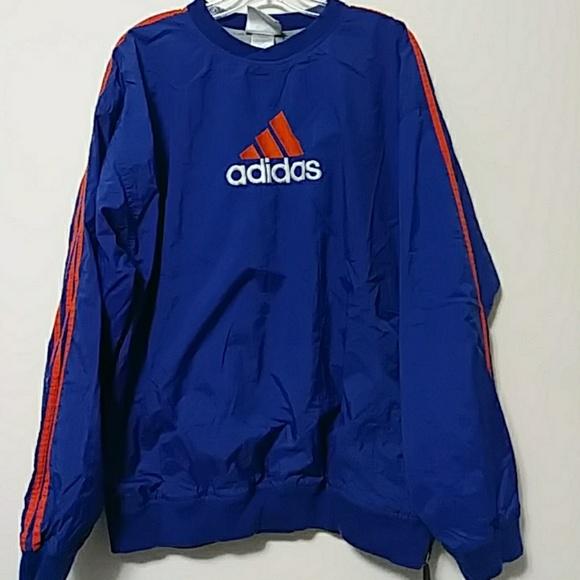 6fdaa109d4f57 Vintage Adidas nylon pullover