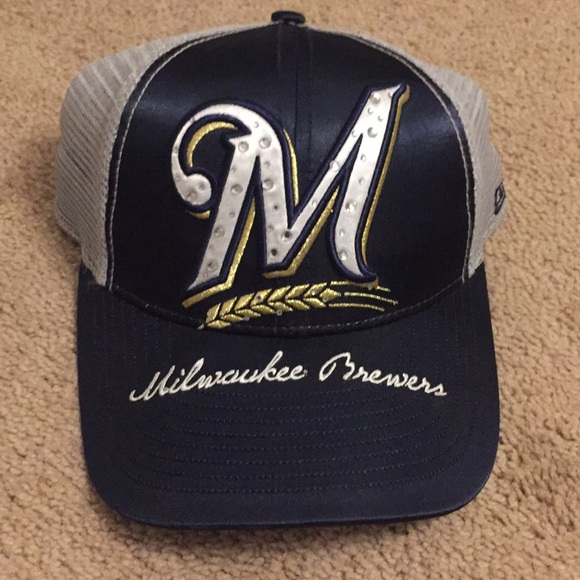 6b225ace ... low cost nwot milwaukee brewers hat 8b3cf 002c0