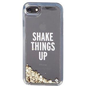 New Kate Spade case iPhone 8 or 7 Glitter Case