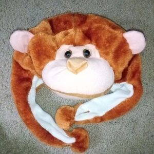 Other - Animal Brown Monkey Hat