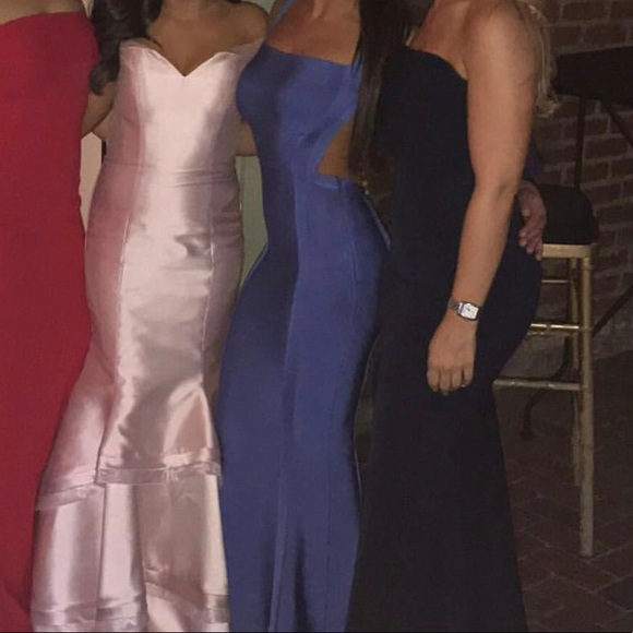 33841e1798baf house of cb Dresses   Skirts - Ophelia cornflower blue maxi