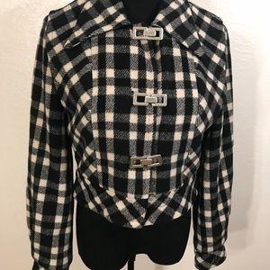 Vintage Jackets & Coats - Vintage 50's wool bomber jacket