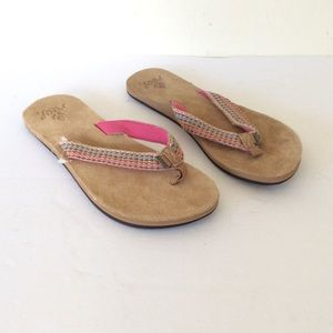 Reef Sandals Size 9 NWOT
