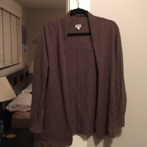 14th & Union cashmere cardigan
