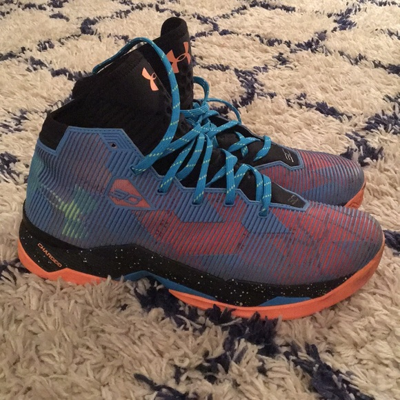 newest d6dbc 6517d Under Armour Curry 2.5 Finals Limited Edition