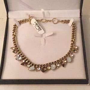❌SALE❌ GIVENCHY GOLD PLATED NECKLACE.NEW.