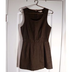 Benetton Brown Dress