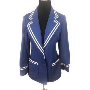 Vintage Tiffany style blazer