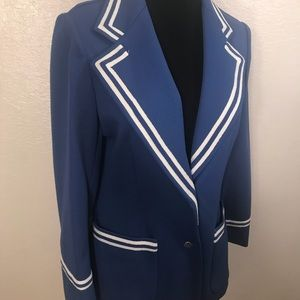 Vintage Jackets & Coats - Vintage Tiffany style blazer