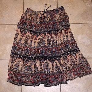 BoHo sexy skirt