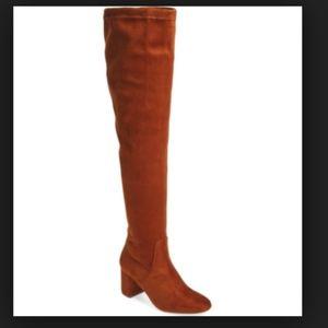 Matisse Voom Over the Knee Boot
