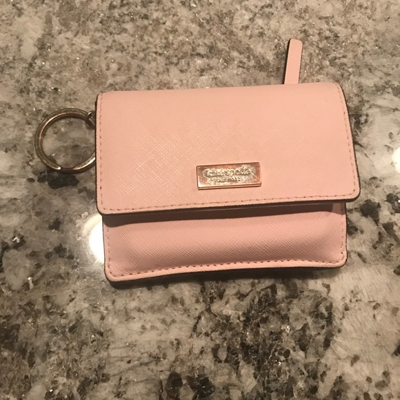 f8ca4abd50e82 kate spade Accessories - Kate Spade Petty Laurel Way Wallet with Key Ring