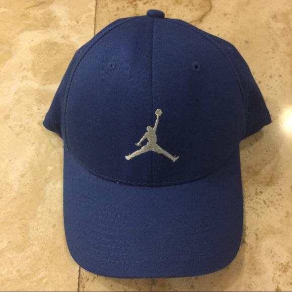 3d2c01637ed Jordan Accessories | Blue Cap | Poshmark
