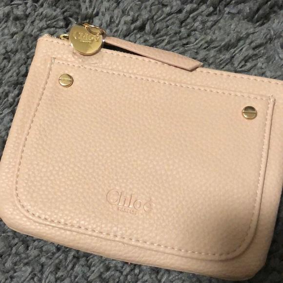 Chloe Or PerfumeMake Up Cute Bag Wallet Fl1JKc