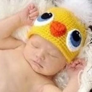 Other - Baby infant Rubber Duck Hat