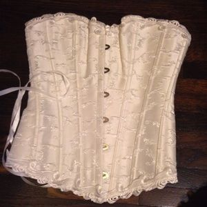 Fredricks of Hollywood corset