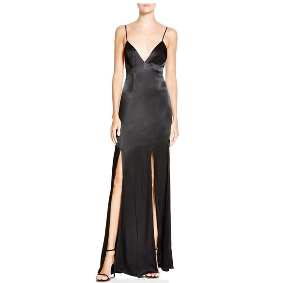 c548d9d21635 ABS Allen Schwartz Dresses | Nwt Double V Carwash Slip Gown | Poshmark