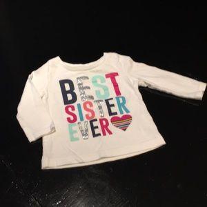 Carter's infant top