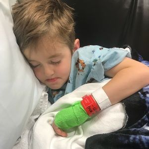 Accessories - My little guy just had surgery. Please help purge