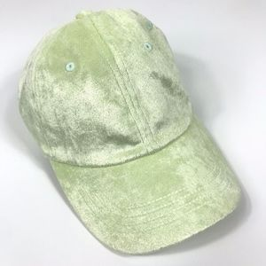 Urban Outfitters Terry Baseball Hat One Size