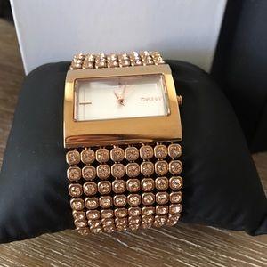 DKNY Jeweled Time Piece