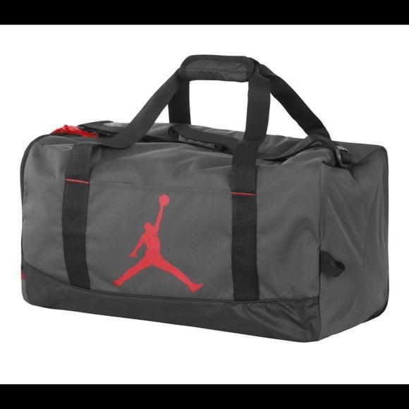 205040f41e Jordan gym Rat Duffel bag NWT