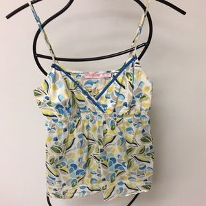 juicy Couture soft cotton camisole