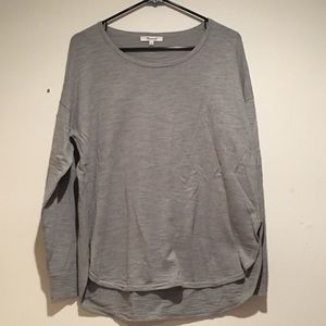 Madewell — Clearweather pullover sweater