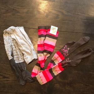2/$20 Bundle of tights 2 sizes