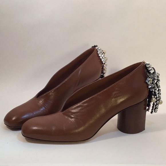 31ae306d7ae Celine Shoes - Fabulous Celine Paris Shoes with Jewel Cascade