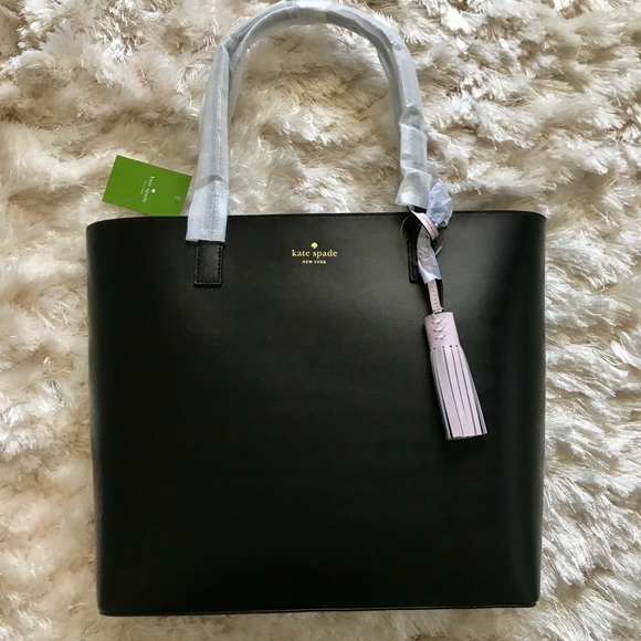 Kate Spade ♤ NWT Wright Place Karla Top Zip Tote 5b2a2a8d7105d