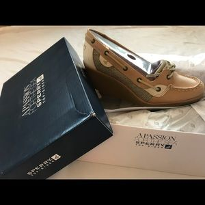 Sperry top Sider size 8M