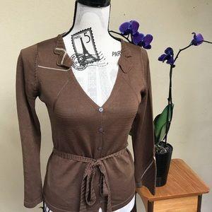 Max Studio 100% silk sweater! Amazing! Soft!