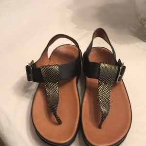 Fitflop wedge sandals