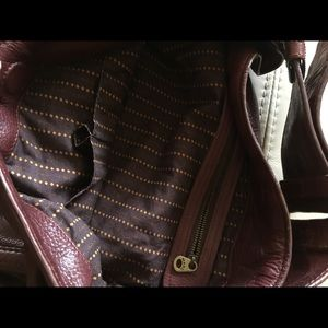 Marc By Marc Jacobs Bags - Marc by Marc Jacobs RARE Burgundy leather hobo bag