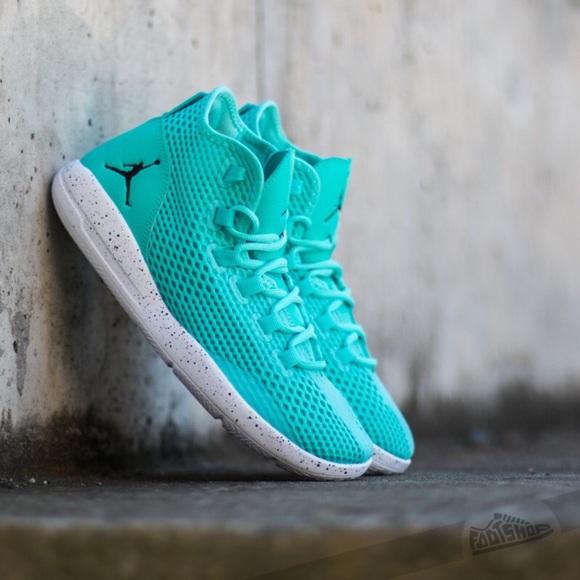 384c79a5c01 Air Jordan Shoes | Jordan Reveal Hyper Turquoise Sneaker | Poshmark