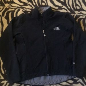  North Face Apex zip down Jacket