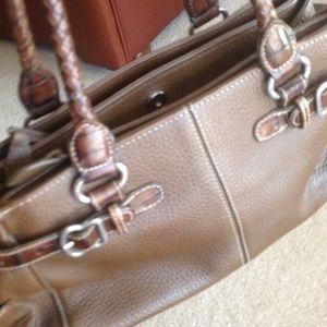 Beautiful Brighton satchel bag