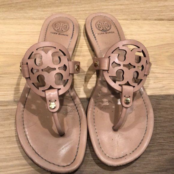 Tory Burch Shoes  Miller Sandal Light Makeup  Poshmark-1353