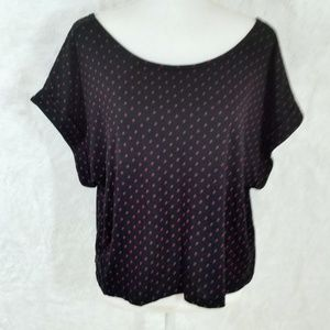 🔴 SALE VS Tee Shop Polka Dot Tee #52