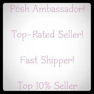 Posh Ambassador/Suggested Seller
