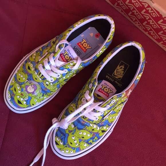Vans Shoes X Toy Story Poshmark