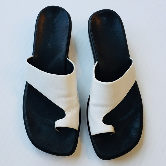Clarks Shoes | Clarks Leather Toe Wrap