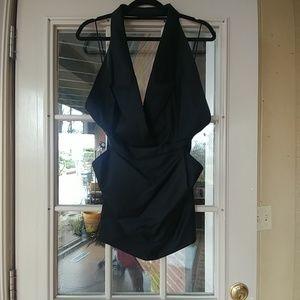 NWT STELLA MCCARTNEY TUXEDO ROMPER DRESS