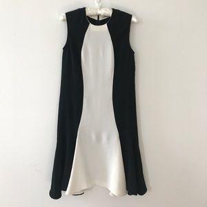 Stella Mccartney Colorblock Sleeveless Dress 38