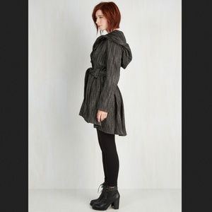 NWT Once Upon a Thyme Hooded Coat Modcloth