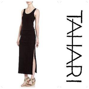 NWT Tahari Luka Jersey Maxi Dress