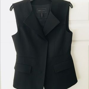 BCBG Back Suit Vest