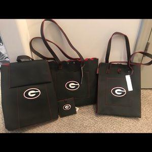 Handbags - UGA Bags & Accessories